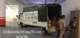 Chuyển nhà giá rẻ Thanh Hương phố Kim Hoa