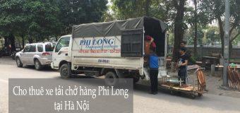 Chuyển nhà nhanh gọn Thanh Hương phố Trần Đăng Ninh