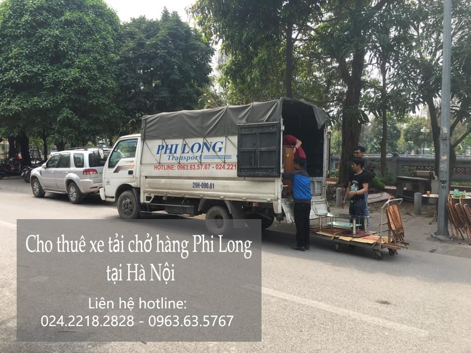 Chuyển nhà giá rẻ Thanh Hương phố Trần Đăng Ninh