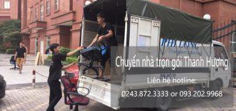 Chuyển nhà uy tín 365 Thanh Hương tại phố Dương Xá