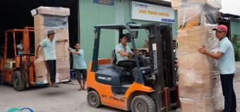 Dịch vụ vận chuyển kho xưởng giá rẻ ở Hà Nội