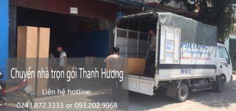 Chuyển nhà trọn gói 365 từ Hà Nội đi Thái Bình