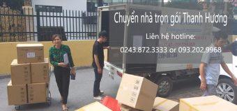 Dịch vụ chuyển nhà trọn gói 365 tại phố Nguyễn Cao