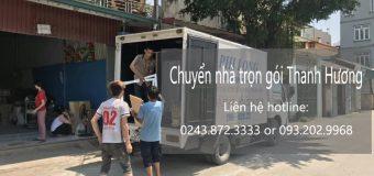 Dịch vụ chuyển nhà trọn 365 tại phố Cửa Nam