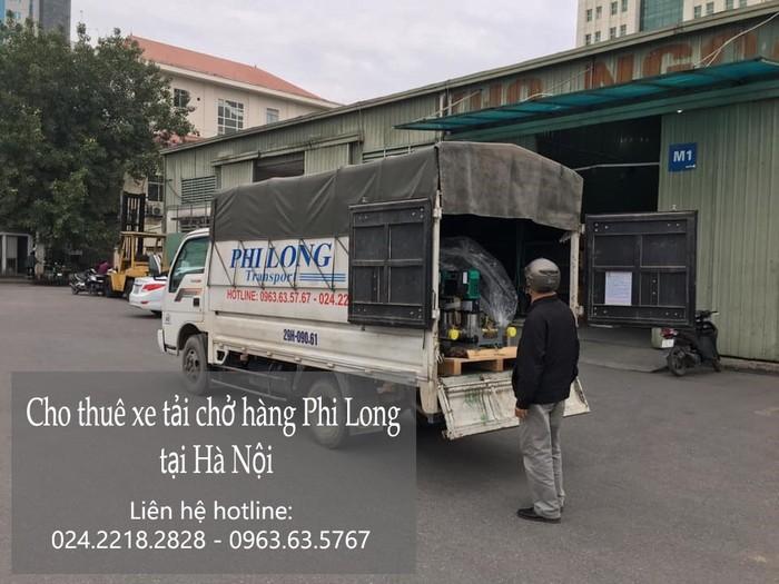 Chuyển nhà Thanh Hương giá rẻ phố Trần Cung