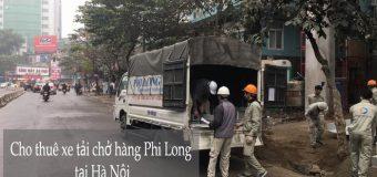 Chuyển nhà chất lượng Thanh Hương phố Thể Giao